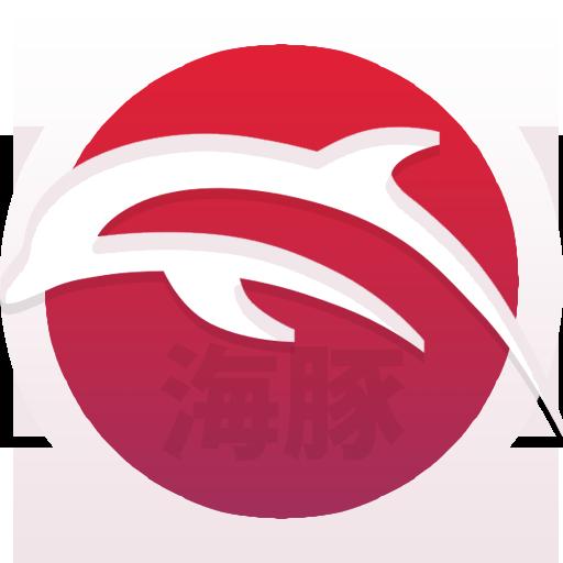 Ishikura-Dolphin logo